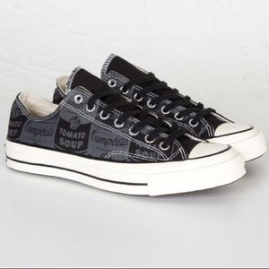 Converse CT 70 Oz Andy Warhol Campbell's Soup